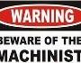 Attenzione al meccanico!