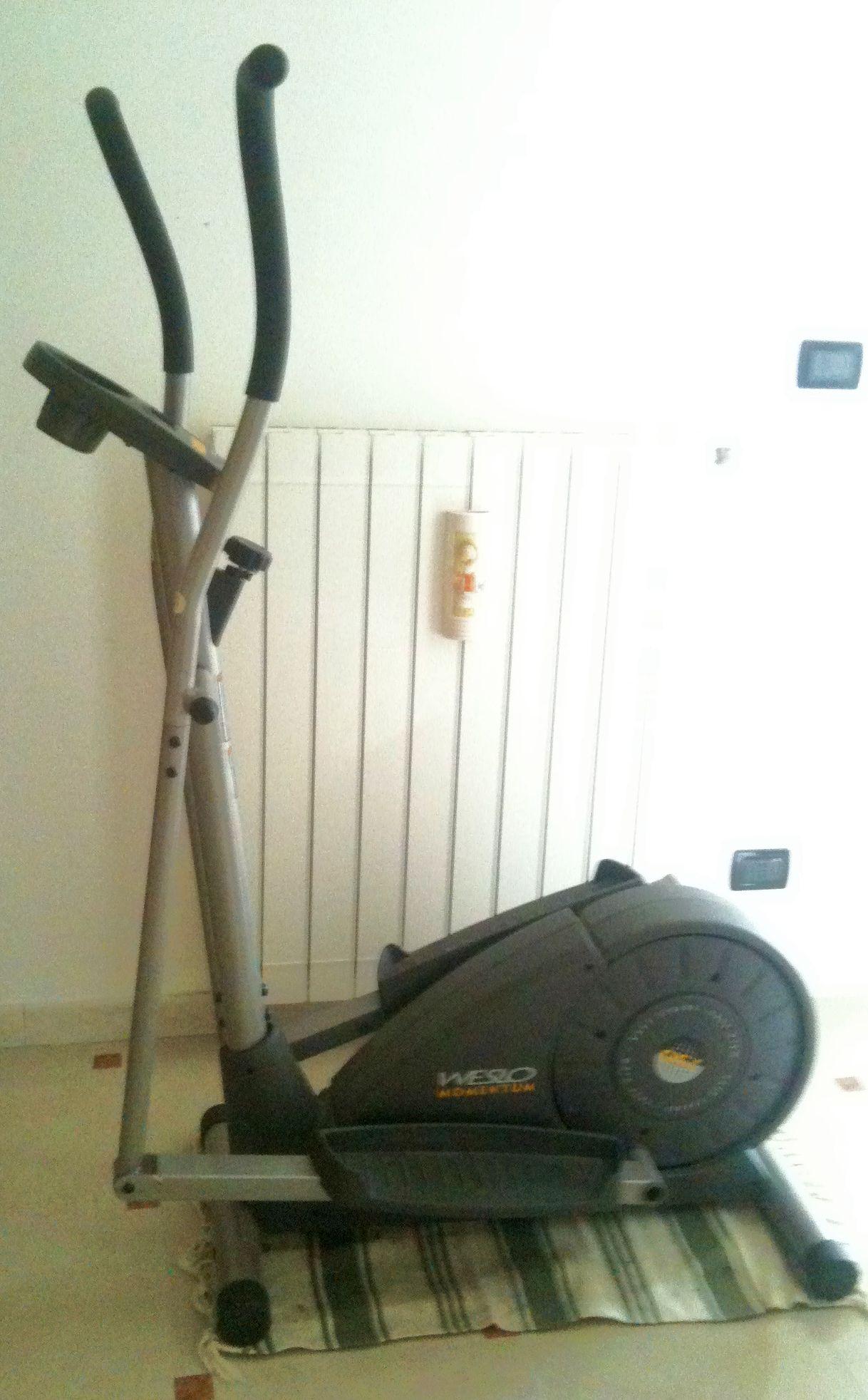 Cyclette Ellittica riparata