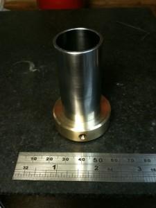 cilindro montato