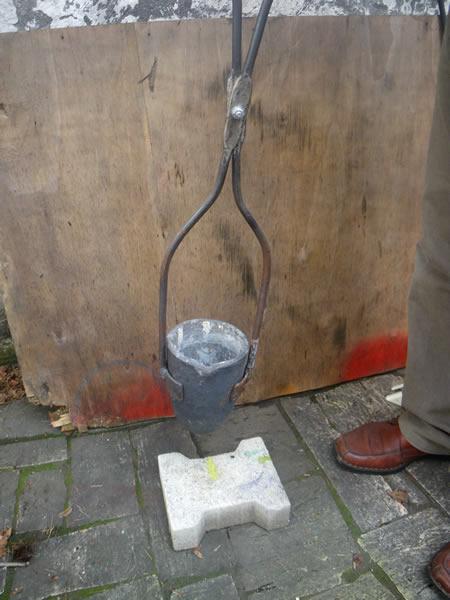 Come fare una mano di alluminio! -